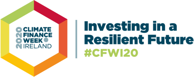 Climate Finance Week Ireland 2020 logo